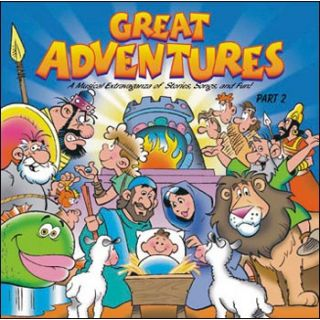 Great Adventures - Making Bible Lessons Fun for Kids | Activated